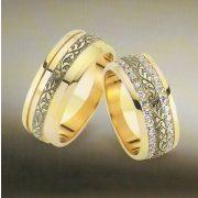 ARANY Karikagyűrű – SONSUZA – Levélfüzér