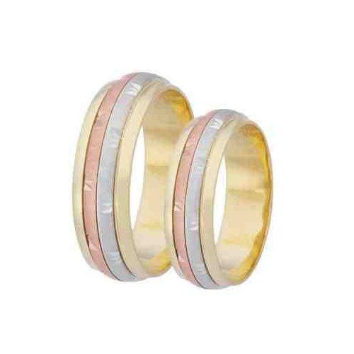 ARANY Tricolor Karikagyűrű – TS10