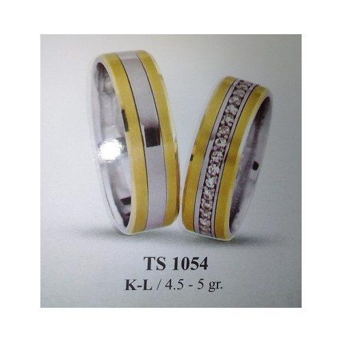 ARANY Bicolor Karikagyűrű – TS1054