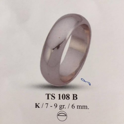 ARANY Karikagyűrű – TS108B