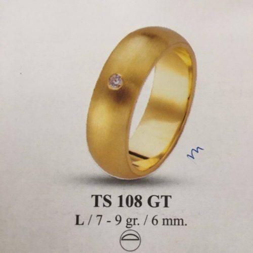 ARANY Karikagyűrű – TS108GT