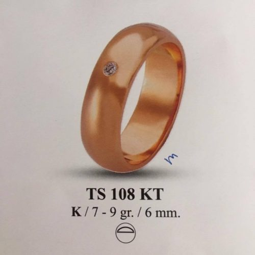 ARANY Karikagyűrű – TS108KT