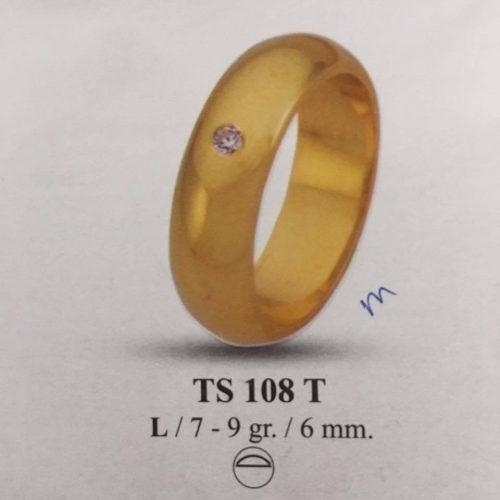 ARANY Karikagyűrű – TS108T