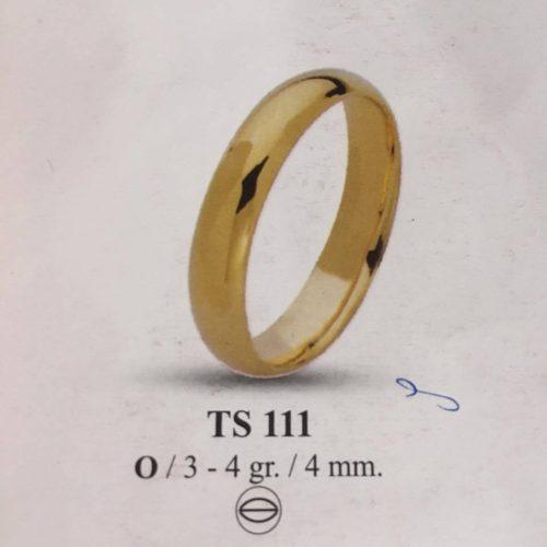 ARANY Karikagyűrű – TS111