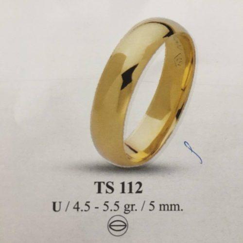 ARANY Karikagyűrű – TS112