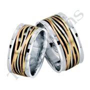 ARANY Tricolor Karikagyűrű – TS1121