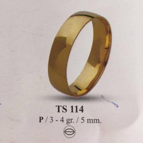 ARANY Karikagyűrű – TS114
