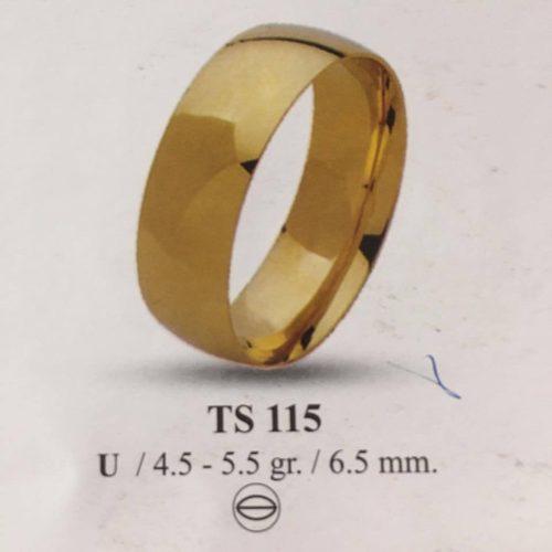 ARANY Karikagyűrű – TS115