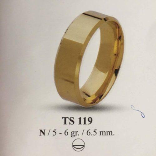 ARANY Karikagyűrű – TS119