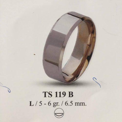 ARANY Karikagyűrű – TS119B