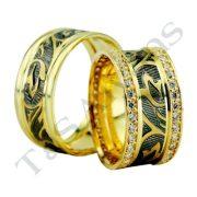 ARANY Karikagyűrű – TS1208