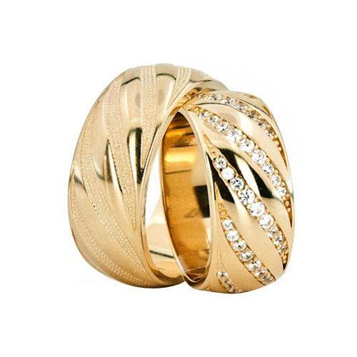 ARANY Karikagyűrű – TS1258