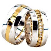 ARANY Bicolor Karikagyűrű – TS1263
