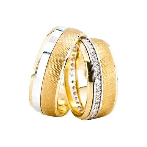 ARANY Bicolor Karikagyűrű – TS1269