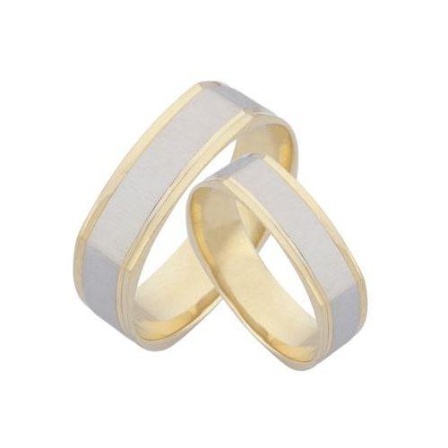 ARANY Bicolor Karikagyűrű – TS128