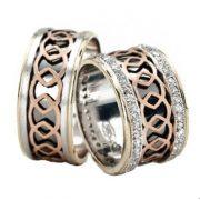 ARANY Tricolor Karikagyűrű – TS1315