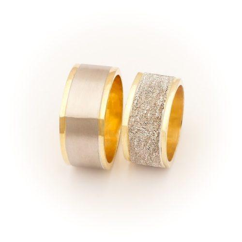 ARANY Bicolor Karikagyűrű – TS139
