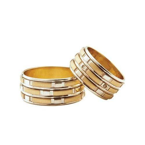ARANY Bicolor Karikagyűrű – TS149