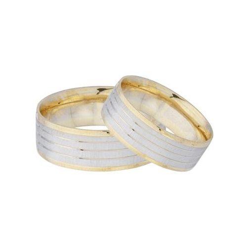 ARANY Bicolor Karikagyűrű – TS15