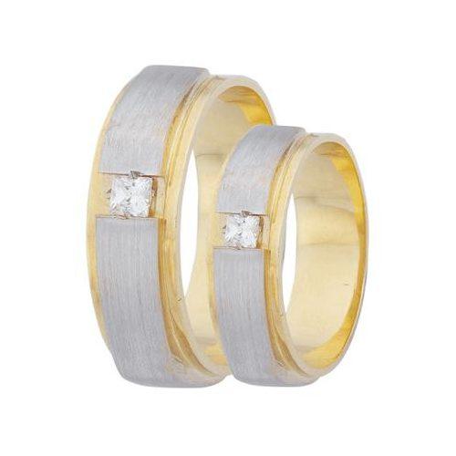 ARANY Bicolor Karikagyűrű – TS19