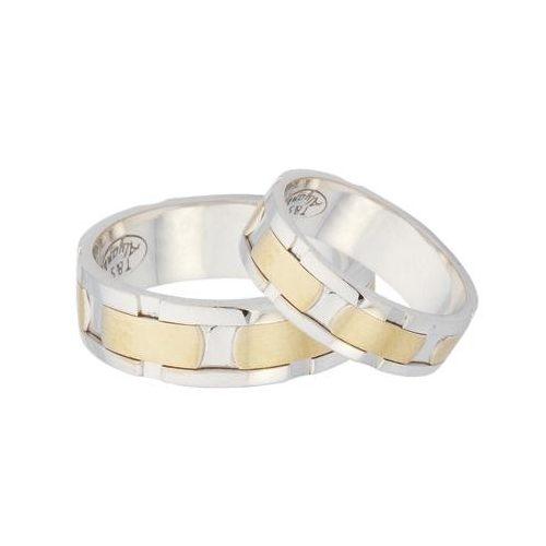 ARANY Bicolor Karikagyűrű – TS215