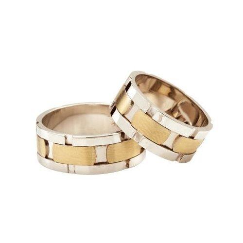 ARANY Bicolor Karikagyűrű – TS231