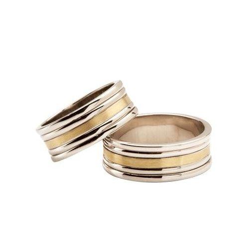 ARANY Bicolor Karikagyűrű – TS236