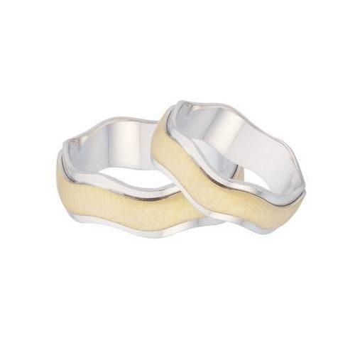 ARANY Bicolor Karikagyűrű – TS251