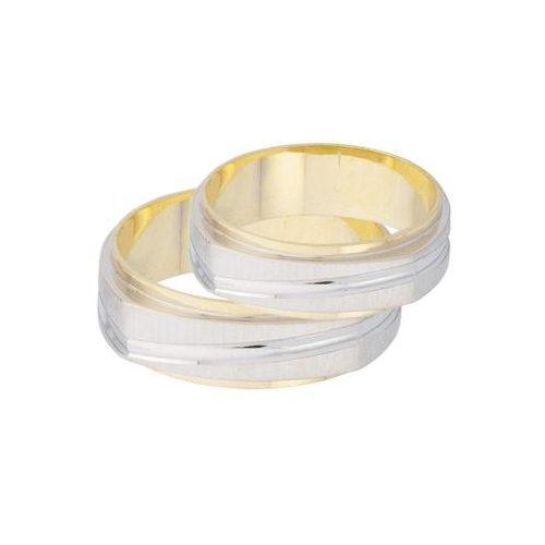 ARANY Bicolor Karikagyűrű – TS254