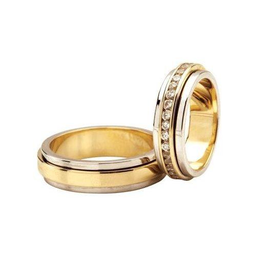 ARANY Bicolor Karikagyűrű – TS258