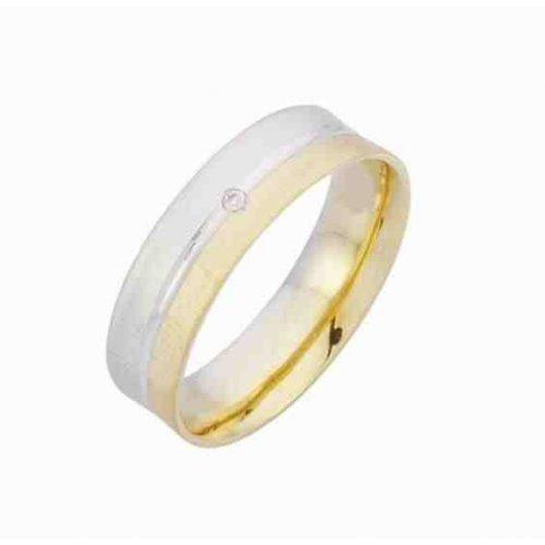 ARANY Bicolor Karikagyűrű – TS271