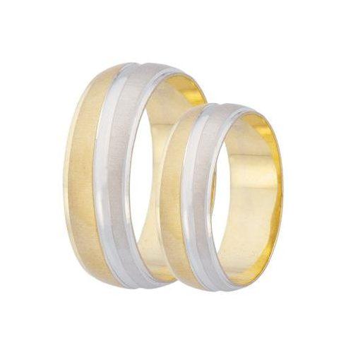 ARANY Bicolor Karikagyűrű – TS279