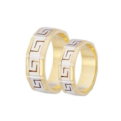 ARANY Bicolor Karikagyűrű – TS330