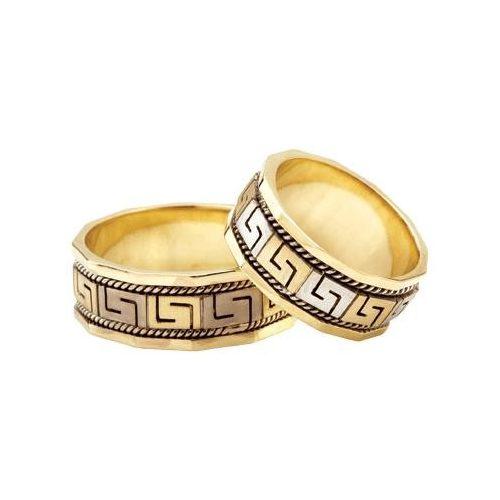 ARANY Bicolor Karikagyűrű – TS347