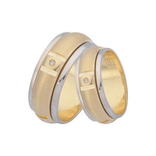 ARANY Bicolor Karikagyűrű – TS55