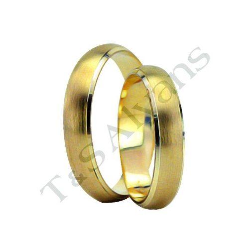 ARANY Karikagyűrű – TS623GY