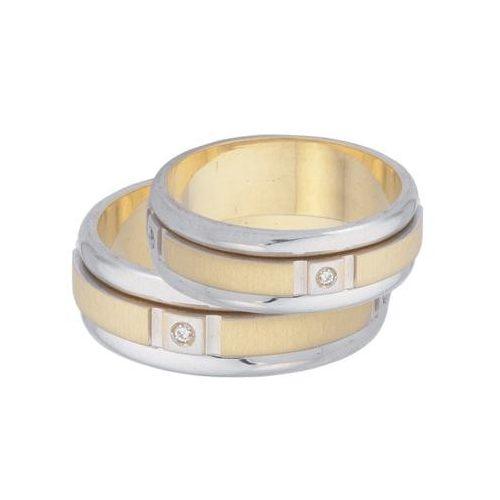 ARANY Bicolor Karikagyűrű – TS66