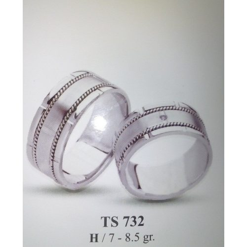 ARANY Karikagyűrű – TS732