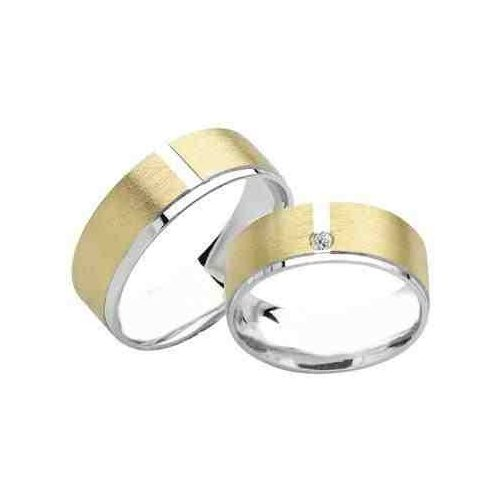 ARANY Bicolor Karikagyűrű – TS735