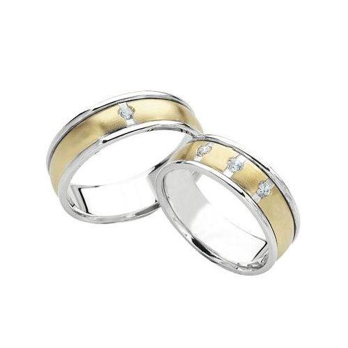 ARANY Bicolor Karikagyűrű – TS737