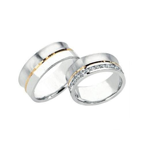 ARANY Bicolor Karikagyűrű – TS910
