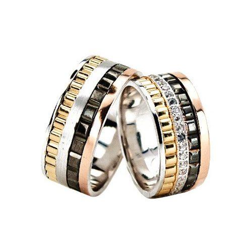 ARANY Tricolor Karikagyűrű – TS924