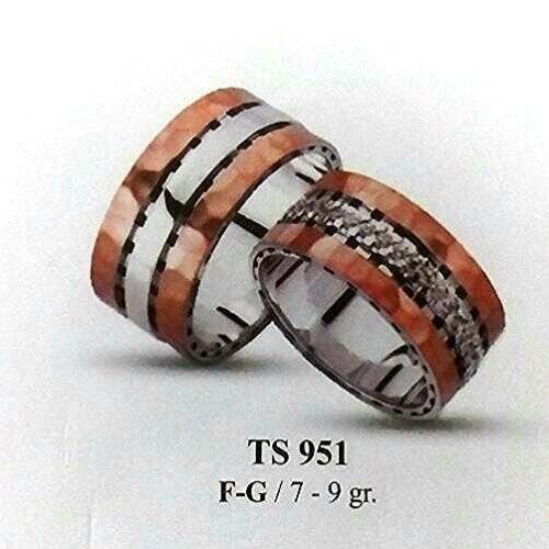 ARANY Karikagyűrű – TS951