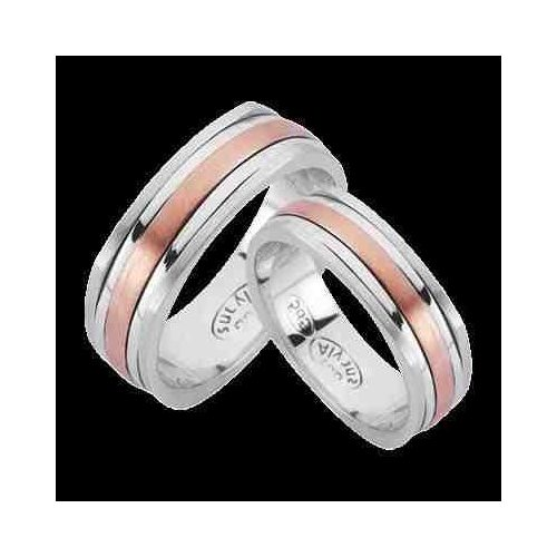 ARANY Bicolor Karikagyűrű – TS964