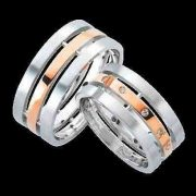 ARANY Bicolor Karikagyűrű – TS982