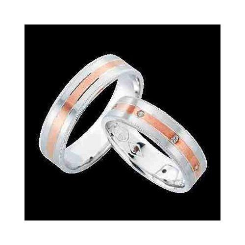 ARANY Bicolor Karikagyűrű – TS987