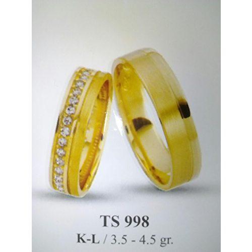 ARANY Karikagyűrű – TS998