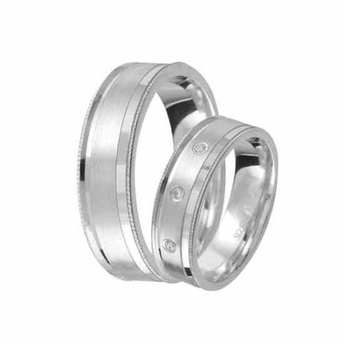 EZÜST Karikagyűrű Köves – MONIC