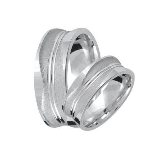EZÜST Karikagyűrű – YVETT