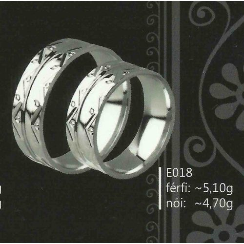 EZÜST Karikagyűrű – MIRELLA